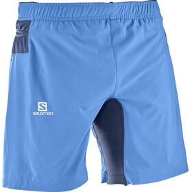 Salomon Fast Wing TW Shorts Men Myconos B/Dress Blue
